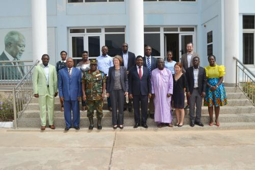 Steering Committee Meeting, 29th Feb. 2020, Accra